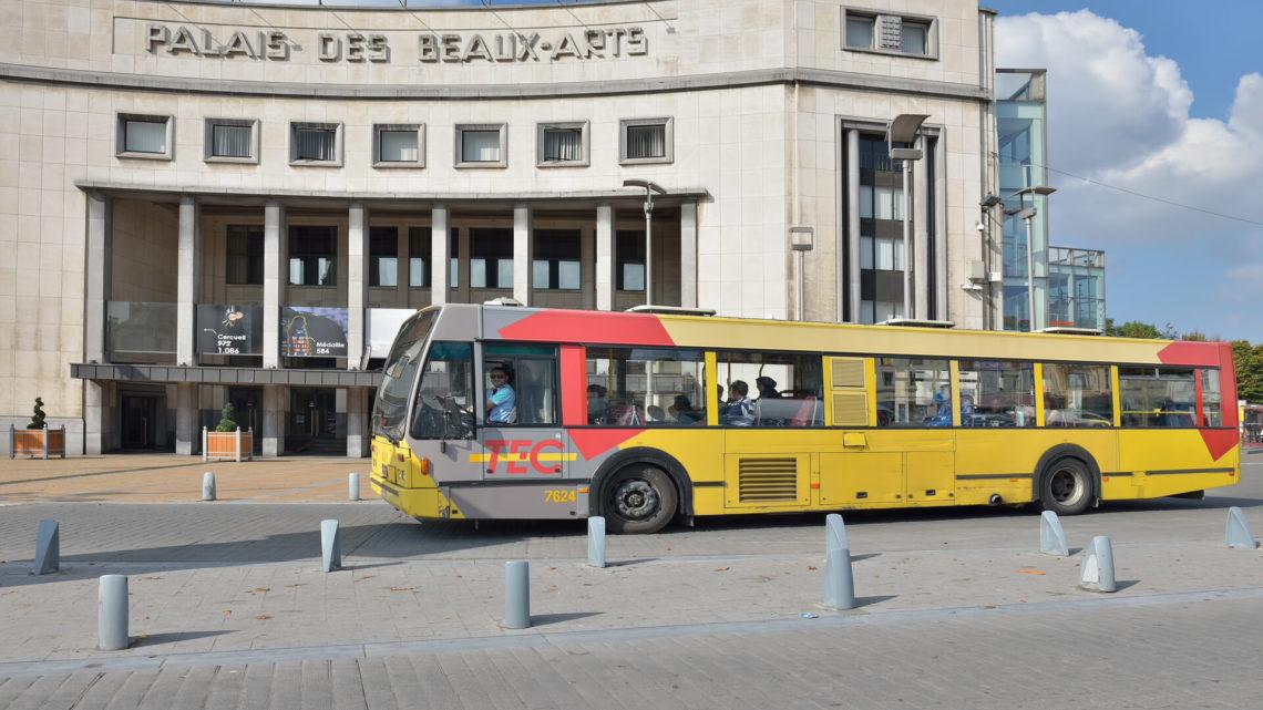 Visiter la ville de Charleroi à un prix abordable