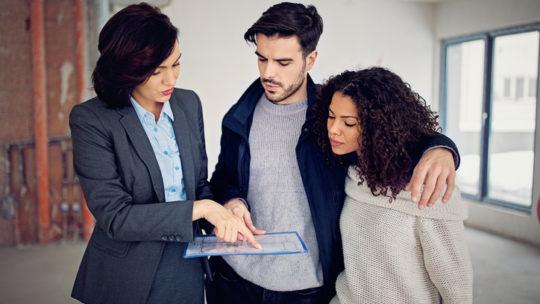 Crédit immobilier : 4 différents rôles d'un courtier